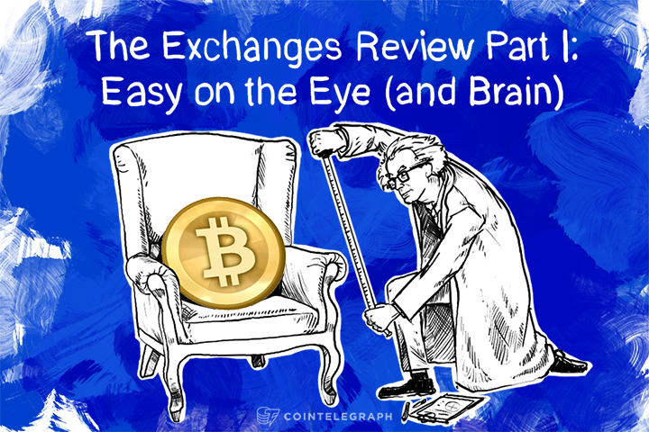 The Exchanges Review Part I: Easy on the Eye (and Brain)