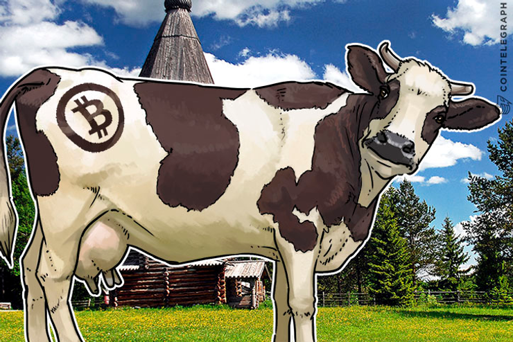 Russia Gets First Sanctioned Cryptocurrency - And It's Tracking Beef