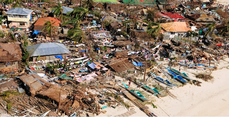 Bitcion startup raises more than $47,000 for Philippines relief