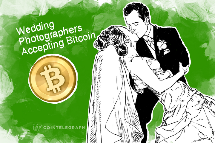 Getting Hitched? Here's a List of Wedding Photographers Accepting Bitcoin