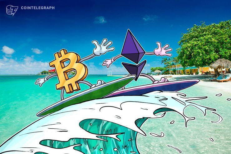 Bolsa de Valores da Jamaica vai lançar piloto de negociação ao vivo para Bitcoin e Ethereum
