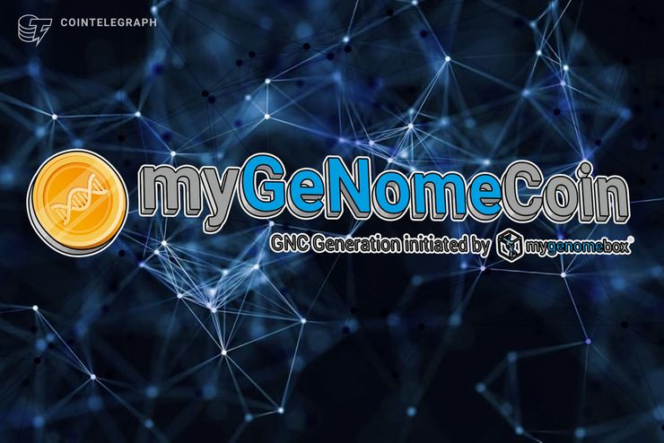 Bifurcación dura en el 10º aniversario del Bitcoin: generación de myGeNomeCoin