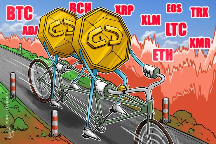 Bitcoin, Ethereum, Ripple, Bitcoin Cash, EOS, Stellar, Litecoin, Cardano, Monero, TRON: Price Analysis, Nov. 14
