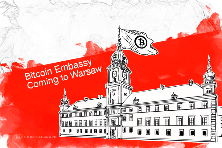 Bitcoin Embassy Coming to Poland