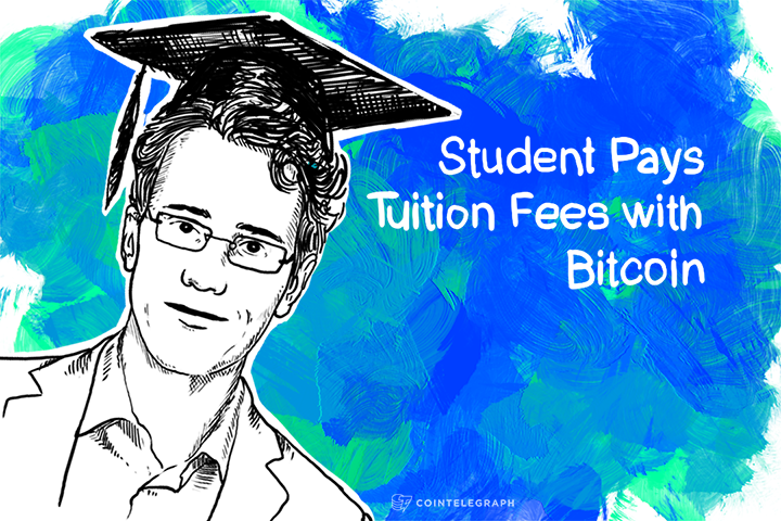 Lancaster PhD Student Pays Tuition Fees with Bitcoin