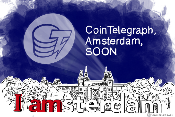 Cointelegraph will be at Bitcoin2014, 15-17 May, Amsterdam