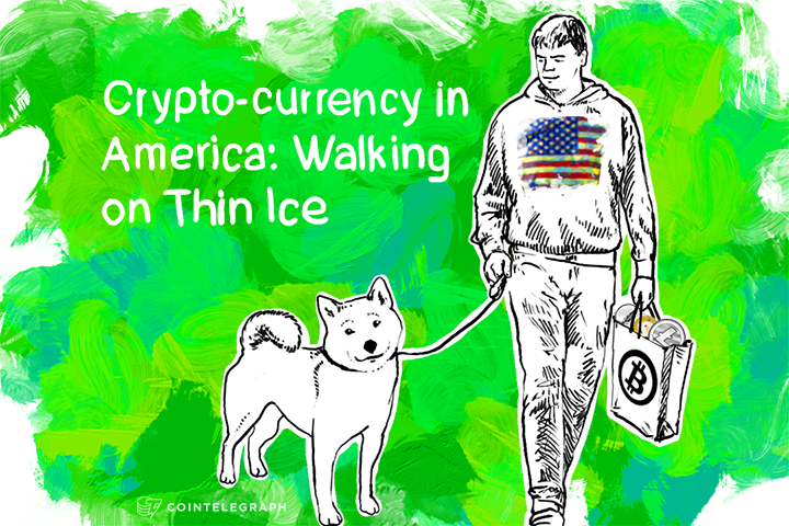 Crypto-currency in America: Walking on Thin Ice