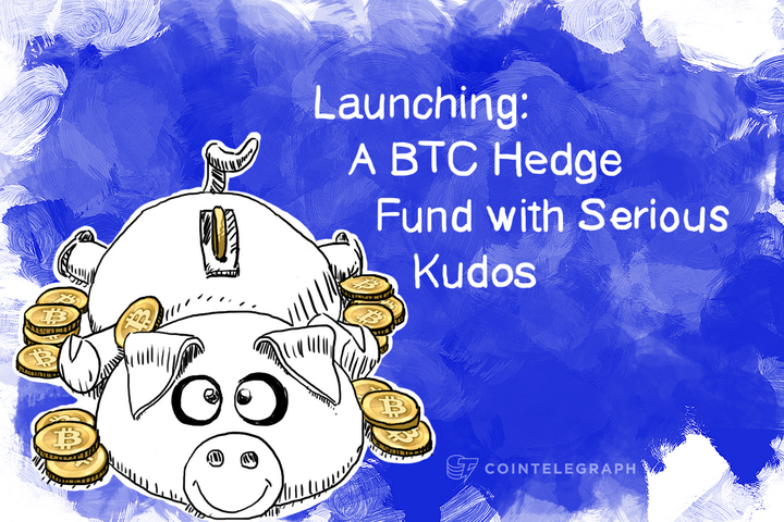 Launching: A BTC Hedge Fund with Serious Kudos