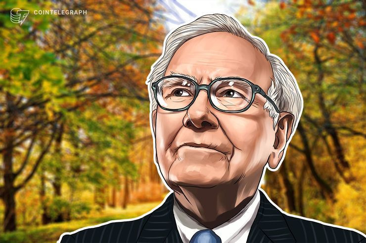"""Warren Buffett  a la CNBC: """"No poseo ninguna criptomoneda y nunca lo haré"""""""