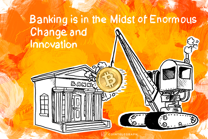 Richard Branson: Banking is in the Midst of Enormous Change and Innovation
