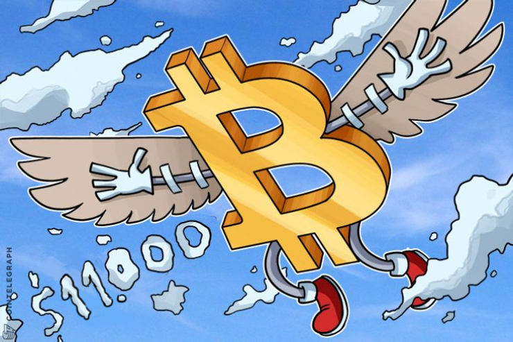 Bitcoin Comes Down From $11,500 Highs To Challenge $11k Support