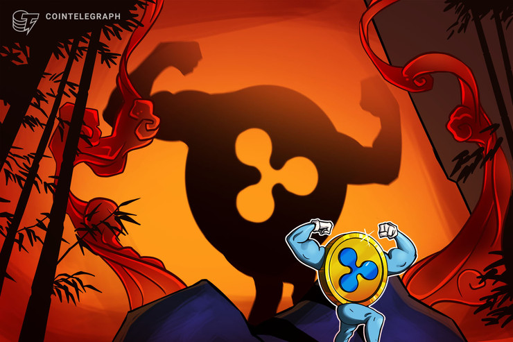 Ripple Unlocks Half Billion Tokens From Escrow as XRP Price Up 26% YTD