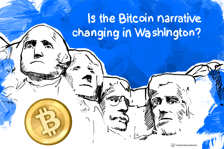Is the Bitcoin narrative changing in Washington?