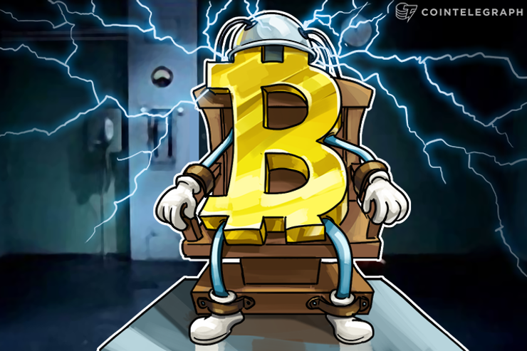 Death Sentence for the World's Most Popular Cryptocurrency