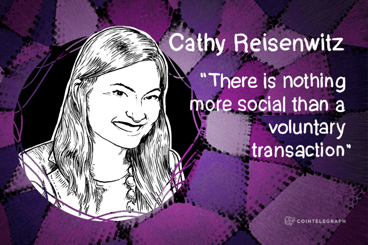 Cathy Reisenwitz: Separating Bitcoin, social issues 'hinders our understanding' of them
