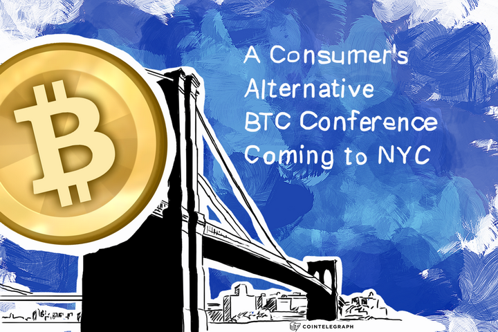 Talking point: A Consumer's Alternative BTC Conference Coming to NYC
