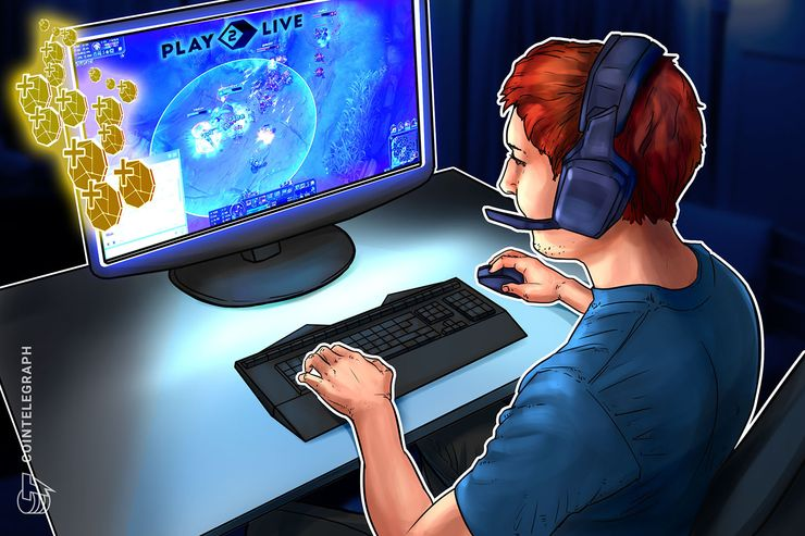Streaming Platform for Gamers Starts Public Beta Testing of Its Own Blockchain