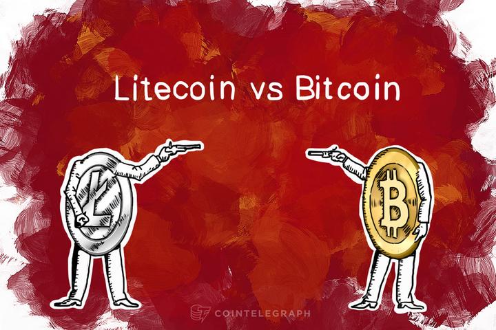 Litecoin vs. Bitcoin: A comparative Look