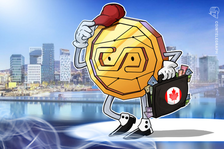 TrustToken Launches Stablecoin Backed by Canadian Dollar