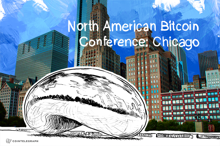 North American Bitcoin Conference scheduled for Chicago