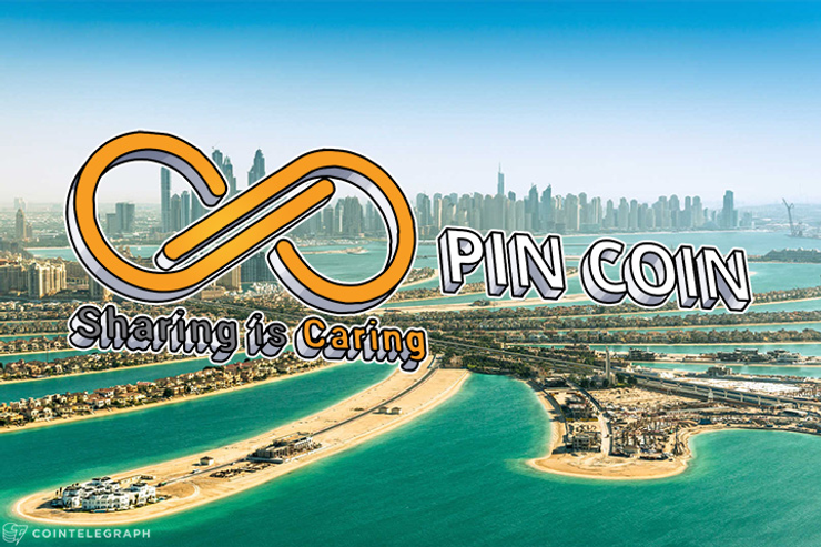 PIN Community Pioneering Sharing Economy 2.0