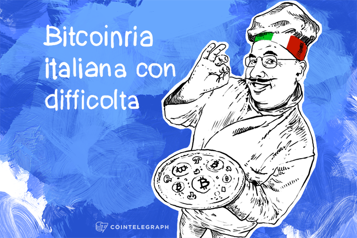 The Difficulty of Getting Bitcoin to Catch on in Italy