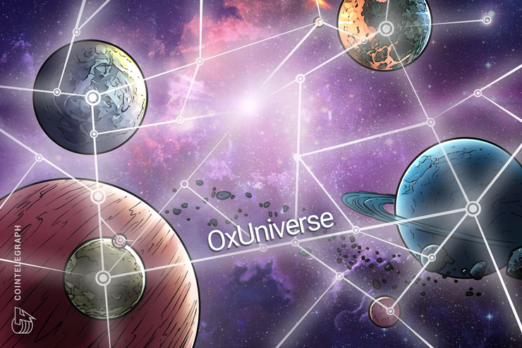 Blockchain-Based Galaxy Game Offers Rare, Collectable Planets That Can Be Sold for Crypto