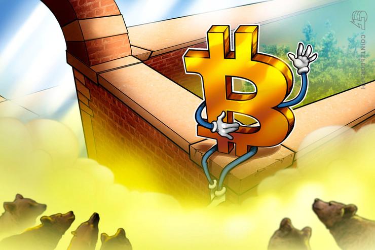 仮想通貨ビットコイン史上初 NYダウ、正式に強気相場終わる