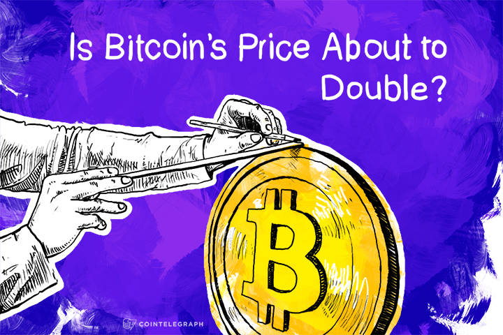 Is Bitcoin's Price About to Double?