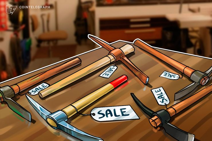 China: Crypto Miners Sell off Mining Devices 'by Kilo' Amidst Market Decline