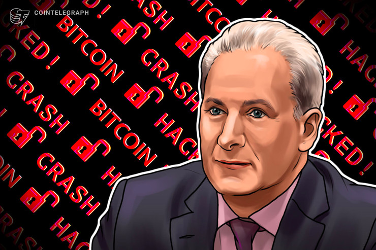 Peter Schiff Lost His Bitcoin, Claims Owning Crypto Was a 'Bad Idea'