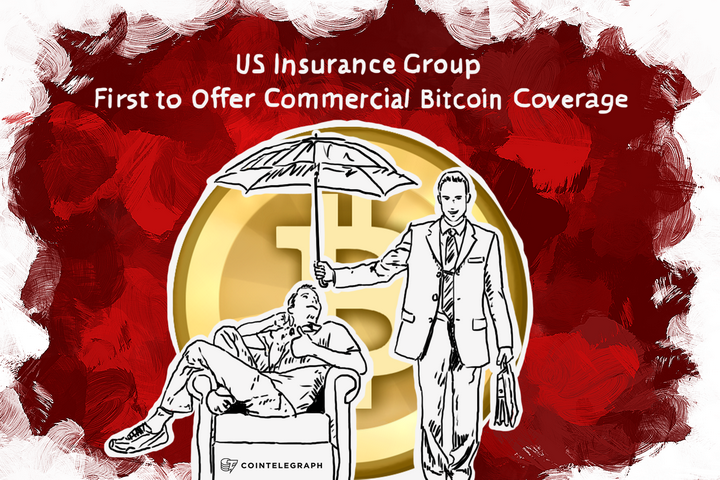 US Insurance Group First to Offer Commercial Bitcoin Coverage