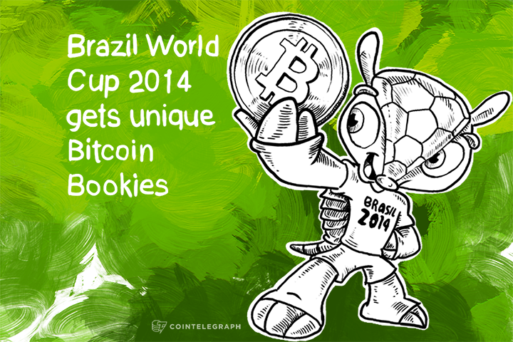Brazil World Cup 2014 gets unique Bitcoin Bookies