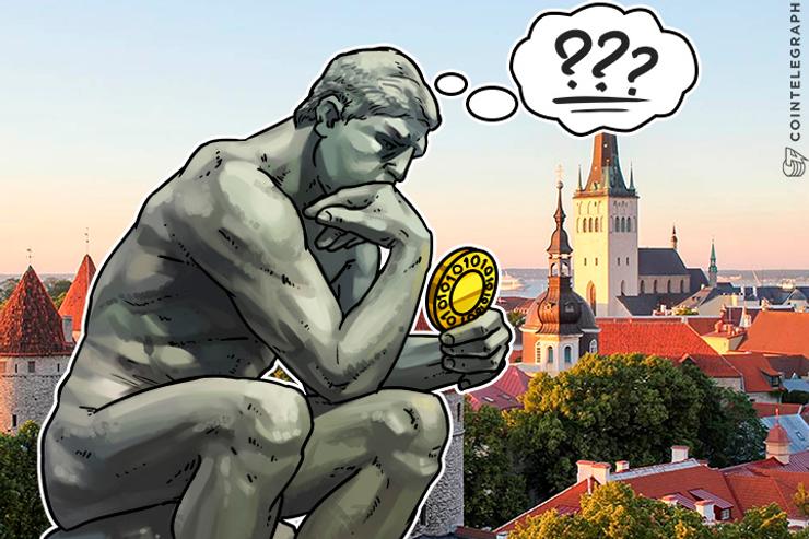 Estonia no puede hacer su propia moneda digital