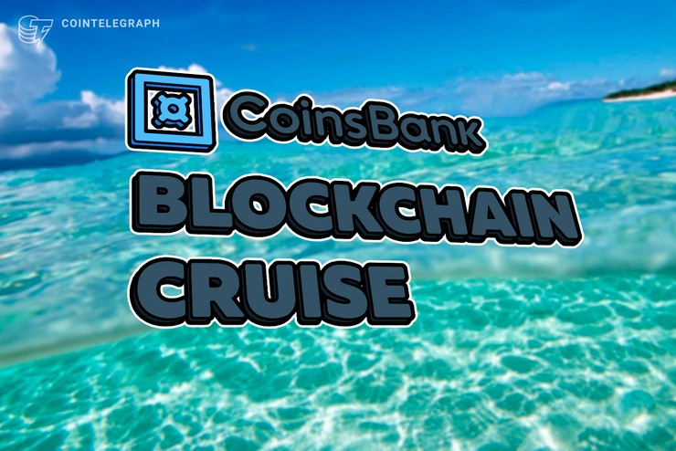 World's Biggest Vessel Opens Gates for 2019 Coinsbank Blockchain Cruise