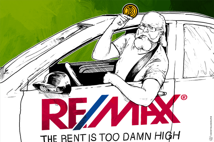London's RE/MAX Accepting Bitcoin for Rent, Global Parent Company Considering 'Options'