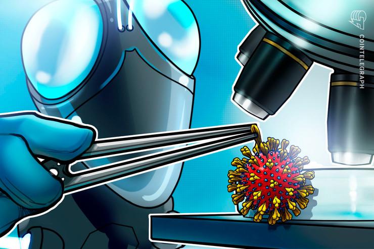 アルゴランド、ブロックチェーンを使い世界中のコロナウイルス調査を開始