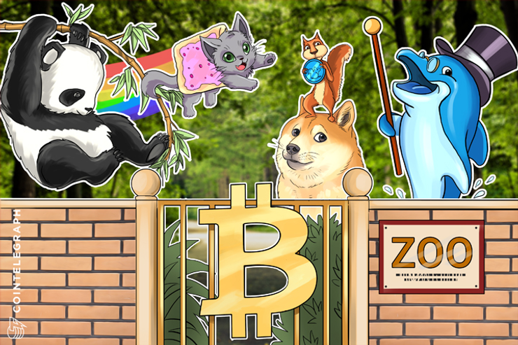Altcoin Zoo: Top 5 Tokens With Animal Mascots