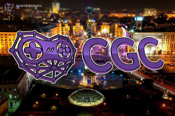 CGC Kyiv 2019, the Largest Blockchain Gaming Conference Announced on Oct 10-11 – 1500 Delegates From 50 Countries, 100 Speakers, VR, AR, Hackathon