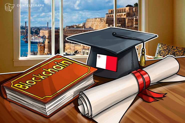 Maltese Government Awards 19 Blockchain Scholarships Using DLT Fund