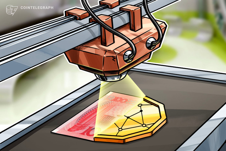 Official Chinese Currency Renminbi to Become Cryptocurrency, Expert Says