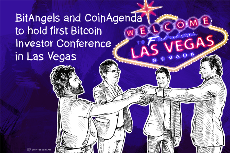 BitAngels and CoinAgenda to hold first Bitcoin Investor Conference in Las Vegas
