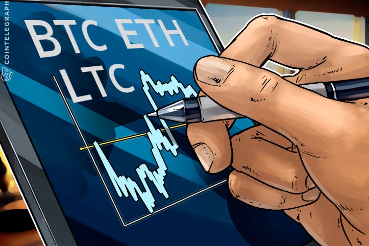 Bitcoin, Ethereum, Litecoin: Price Analysis, September 16