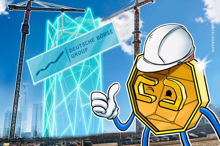 Deutsche Boerse Establishes Centrally-Steered Unit Dedicated to Blockchain, Crypto Assets
