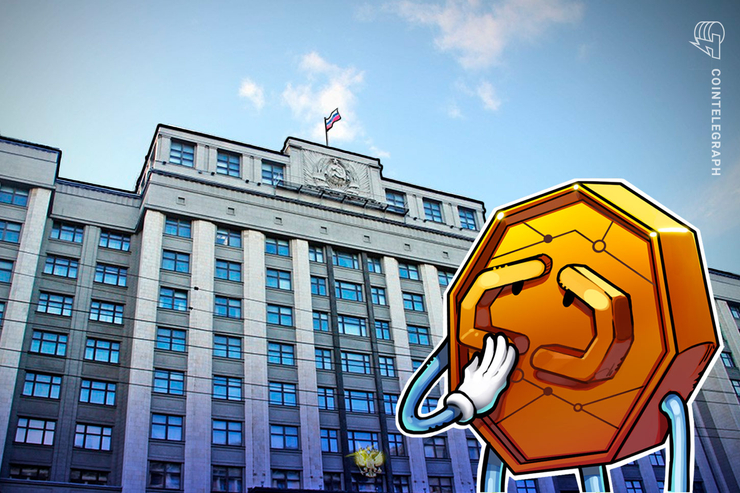 Russia to Adopt Crypto Legislation Within Two Weeks: Deputy Finance Minister