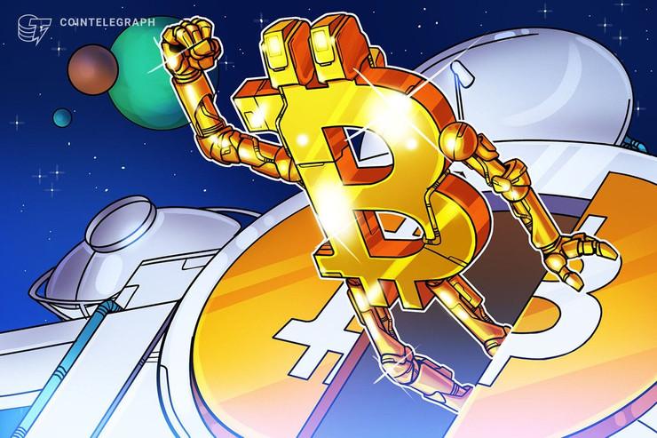 半減期後に仮想通貨ビットコインは23000ドルに向かう|過去のデータと類似の動き