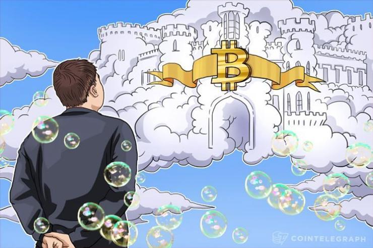 """La burbuja de Bitcoin """"es necesaria"""" para probar resistencia, dice el fundador del Fondo de Cobertura Bill Miller"""