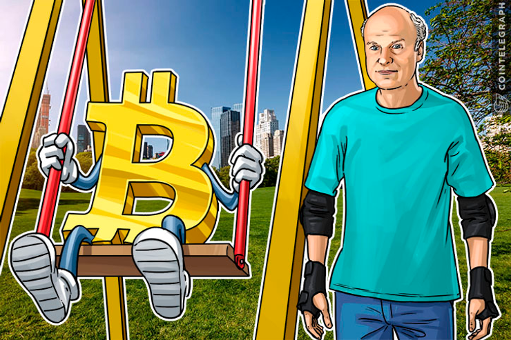 German Bank Warns Users Against Bitcoin's Instability And Volatility