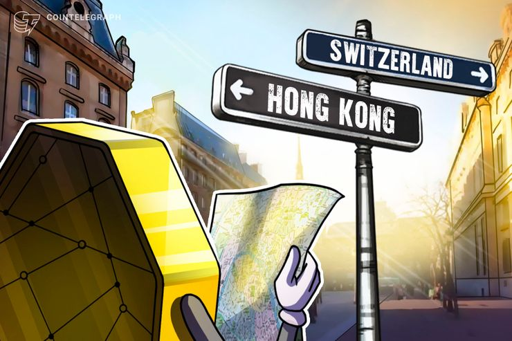 Schweizer Crypto Finance AG wagt den Sprung nach Asien