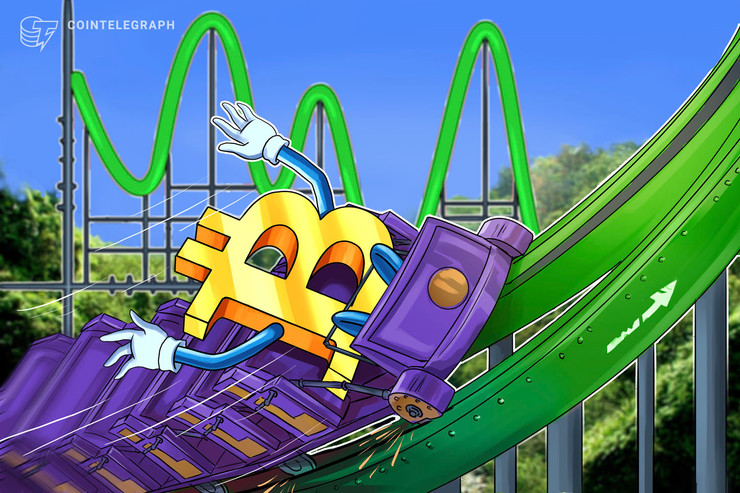 Bitcoin Price Nearly Tops $9,000 Before Dropping to a Key Support Level
